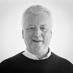Prosjektleder CM Niels Monrad-Hansen